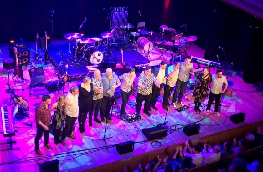 Tubular Bells Live Band Applause