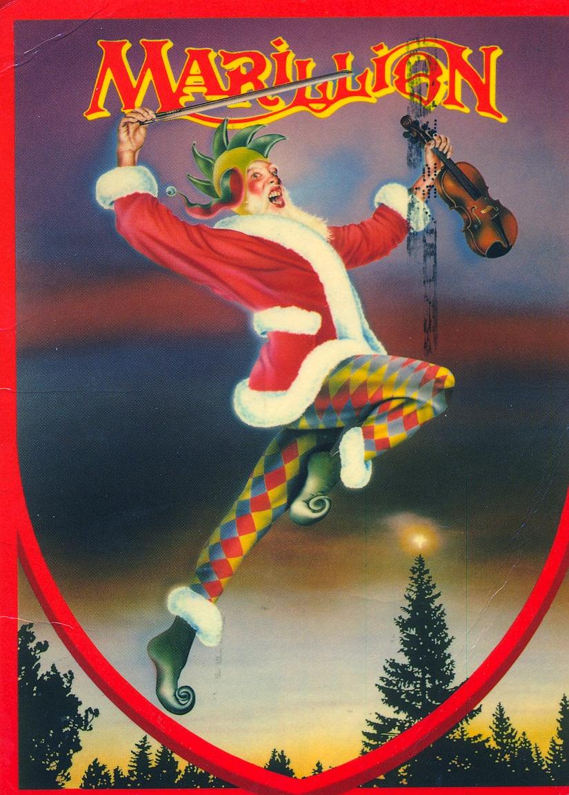Marillion Christmas