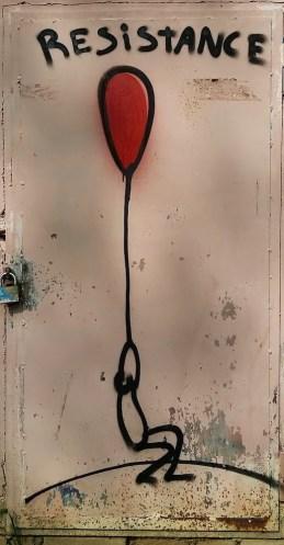 Resistance Florence Street Art