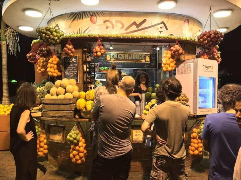 Tel Aviv Food & Drinnk