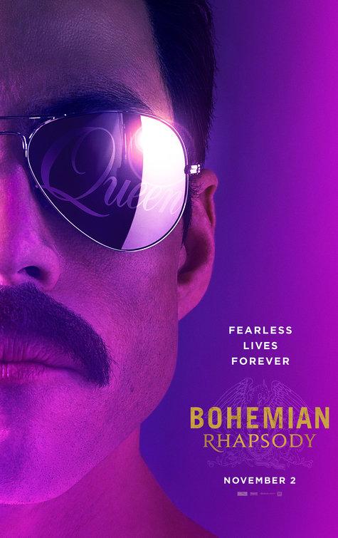 Bohemian Rhapsody Movie Posters