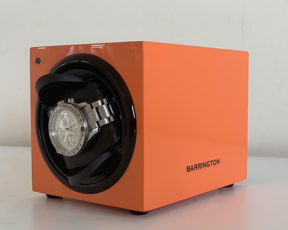 Barrington Watch Winder Omega