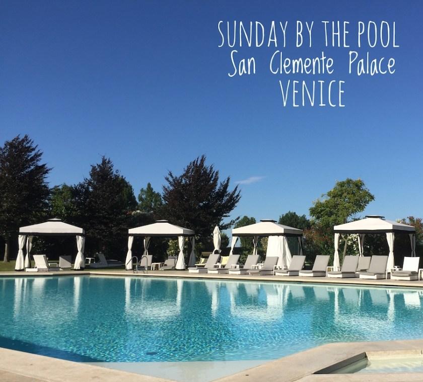 Poolside San Clemente Palace Venice