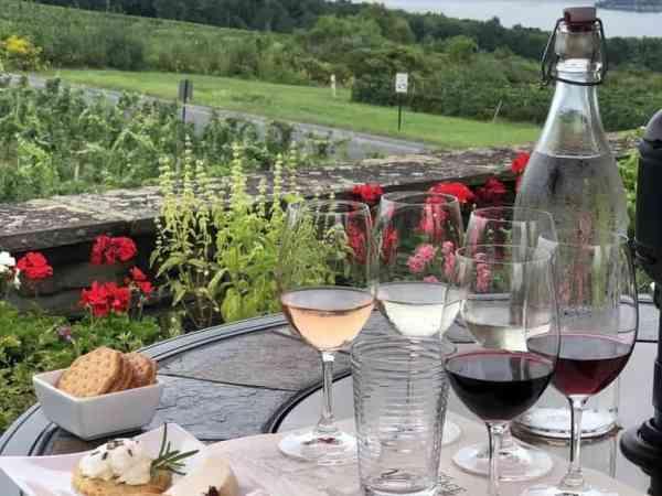 9 Outstanding Finger Lakes Wineries Making Sparkling Wine • Winetraveler