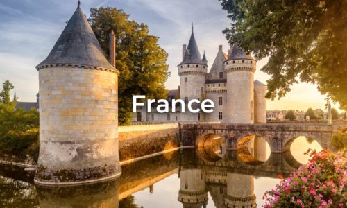 France Wine Travel Itineraries