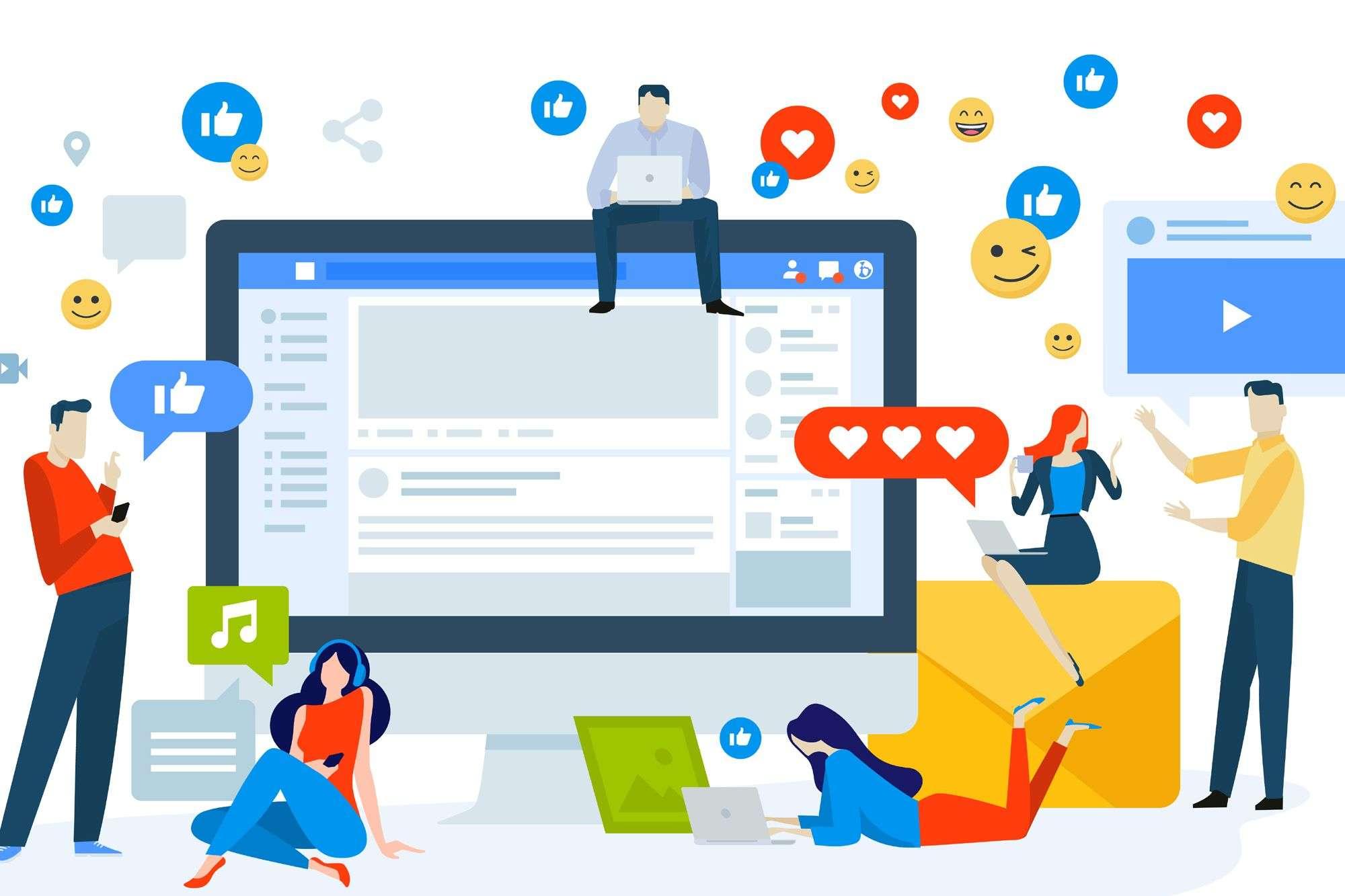 Tipe Konten yang dapat Menaikkan Engagement di Media Sosial ...
