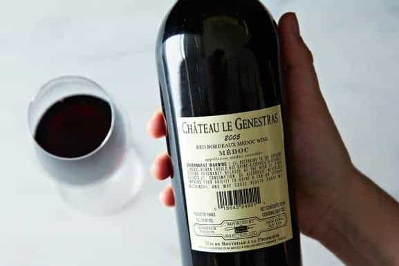 How To Read A Wine Label For Beginners