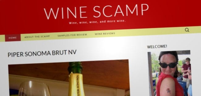 Wine Scamp