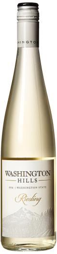 2014 Washington Hills Riesling Wine