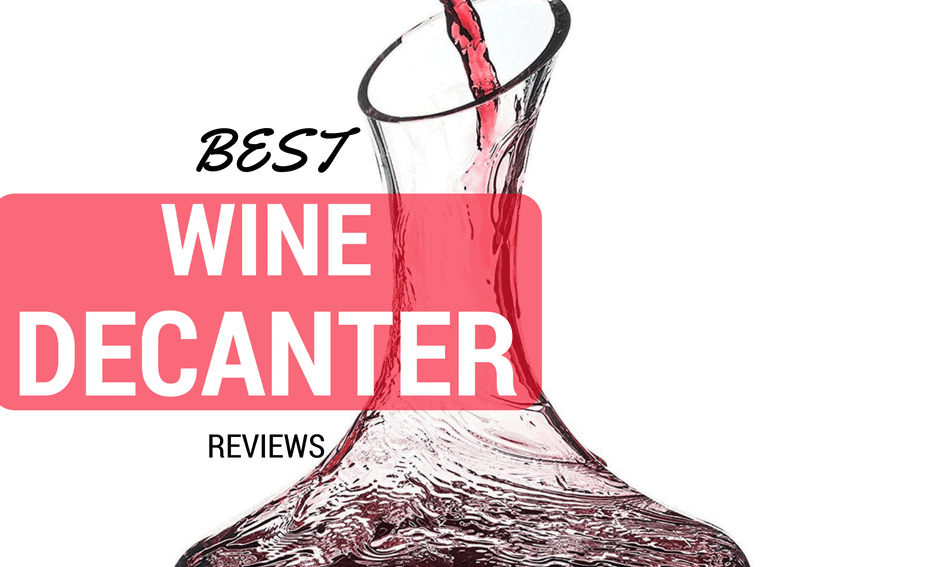 Best Wine Decanter Reviews