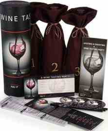 Urban Trend Wine Tasting Party Kit