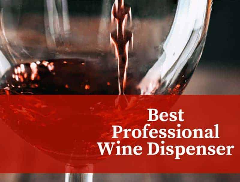 Best Professional Wine Dispenser