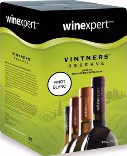 WINEEXPERT HOZQ8-1513 Pinot Blanc