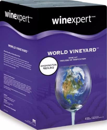 Wine Expert World Vineyard HOZQ8-1573 Washington Riesling