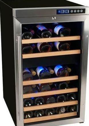 edgestar wine cooler