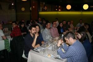 Imágenes del Wine UP tour en Rte. Azabache de Albacete
