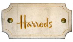 Lujosos almacenes Harrods de Londres