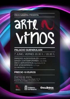 Arte N Vinos 7 junio