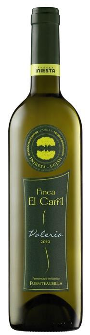 FINCA EL CARRIL VALERIA 2010 - BODEGAS SINGULARES