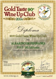 A DE FEFIÑANES 12 394.gold.taste.wine.up.club
