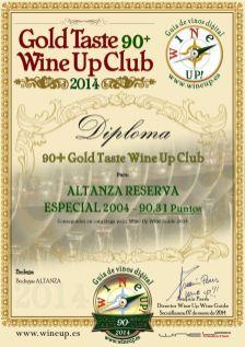 ALTANZA 412.gold.taste.wine.up.club