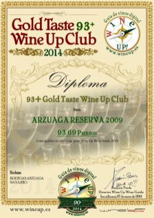 ARZUAGA NAVARRO 68.gold.taste.wine.up.club