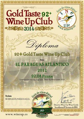BODEGAS EL PARAGUAS 169.gold.taste.wine.up.club