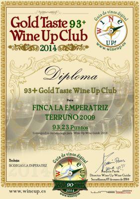 BODEGAS LA EMPERATRIZ 89.gold.taste.wine.up.club