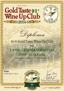 BODEGAS LA VAL 300.gold.taste.wine.up.club