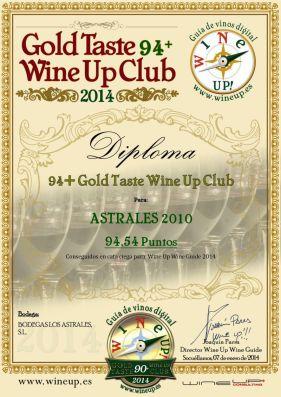 BODEGAS LOS ASTRALES 32.gold.taste.wine.up.club