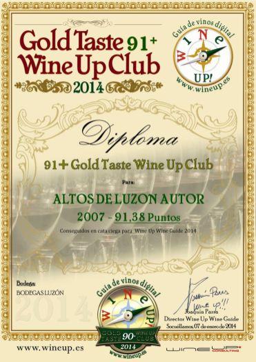 BODEGAS LUZON 247.gold.taste.wine.up.club