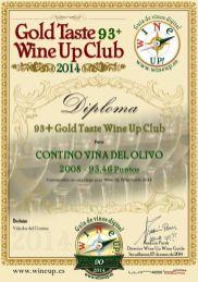 CONTINO VIÑA DEL OLIVO 08 80.gold.taste.wine.up.club