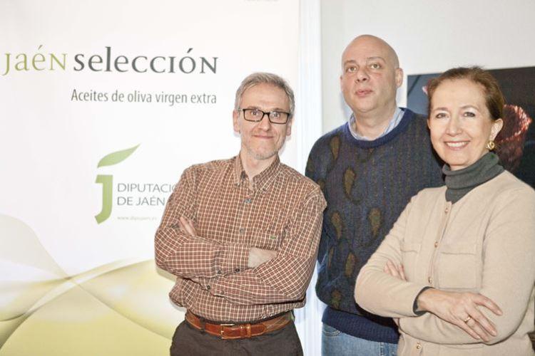 Jurado Pedro Salcedo, Alberto Luchini y Lourdes Plana - copia