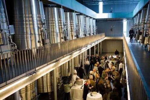 28/11/15 Evento de Basque Culinary Center en Bodegas Valdemar, Oyón, Álava. Foto de James Sturcke   www.sturcke.org