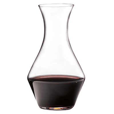 riedel crystal mini decanter