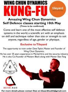Wing Chun Dynamics London