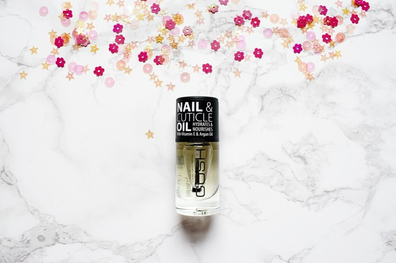 GOSH Nail and Cuticle Oil GG Goodie Bag www.wingitwithjade.com