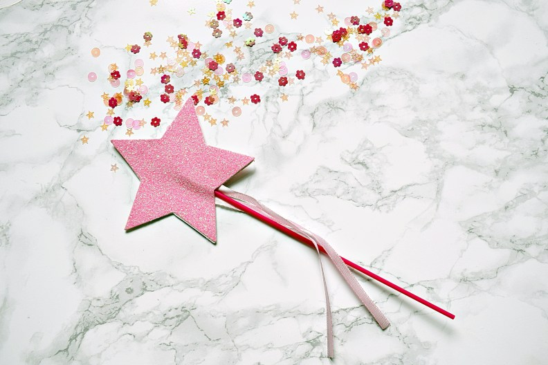 Pink Wand GG Goodie Bag www.wingitwithjade.com