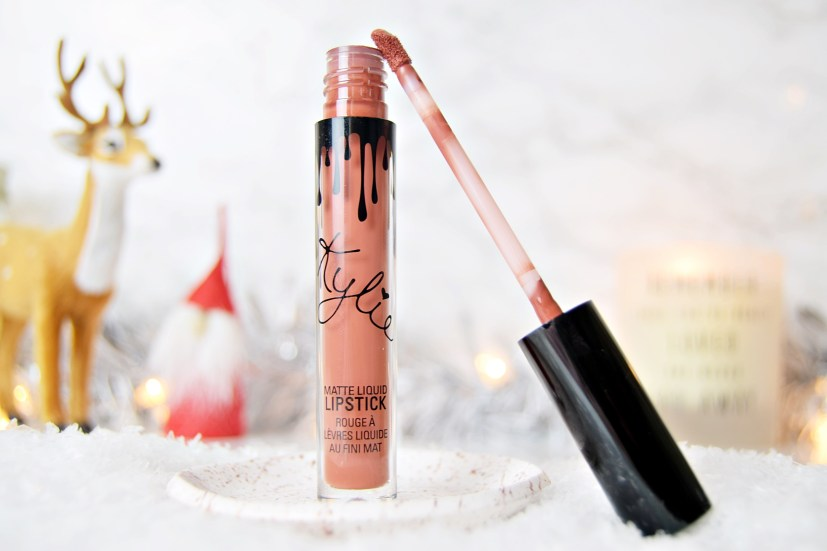 Kylie Lip Kit Ginger - Top Five Festive Lipsticks - www.wingitwithjade