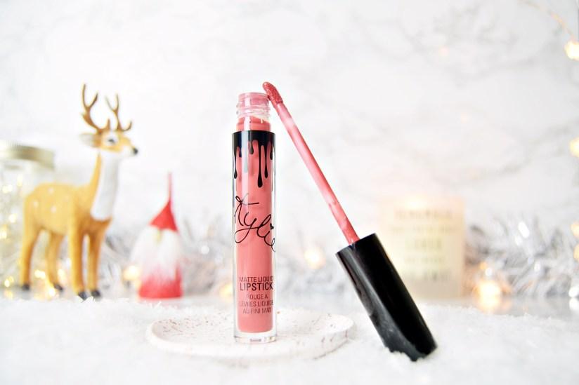 Kylie Lip Kit Kristen - Top Five Festive Lipsticks - www.wingitwithjade