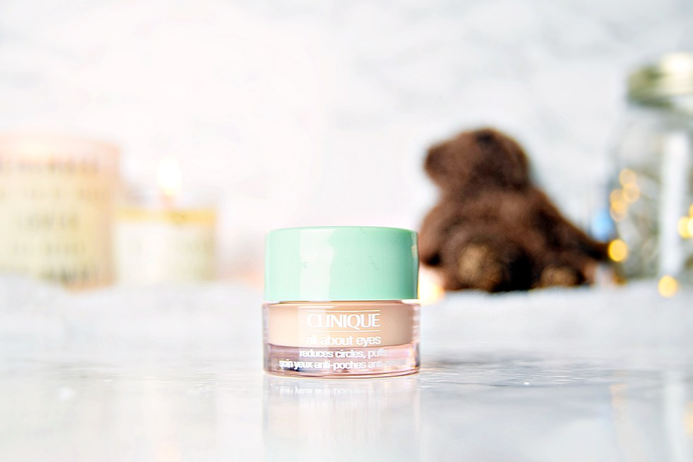 Under Eye Cream - Clinique Event with Brewin Dolphin - www.wingitwithjade.com.