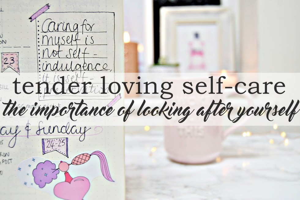 Cover Image - Tender Loving Self-Care - Round-Up Post - www.wingitwithjade.com.