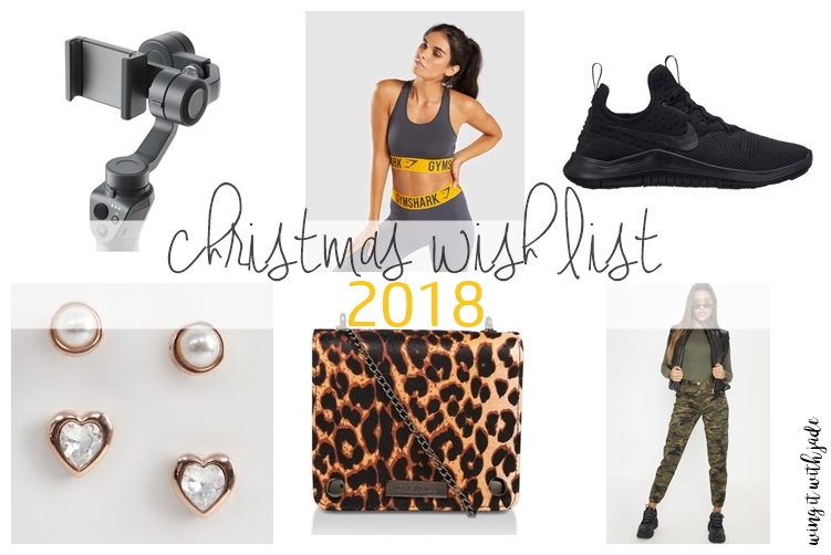 Christmas Wish List 2018