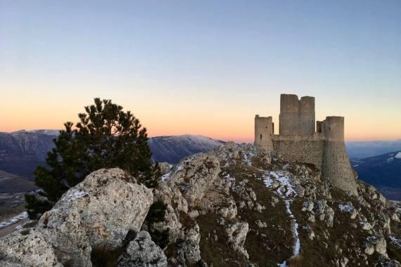 Chiesa di Rocca Calascio