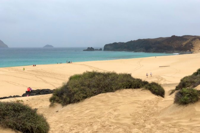 Playa de las Conchas La Graciosa