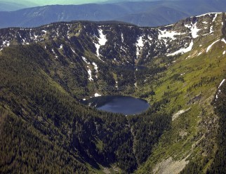 Pocket Lakes