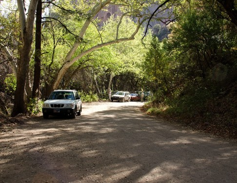 Cave Creek Canyon Scenic View5