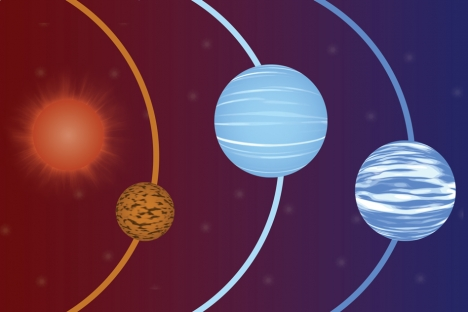 A New Planet Discovered that Differs from All Others Seen ...