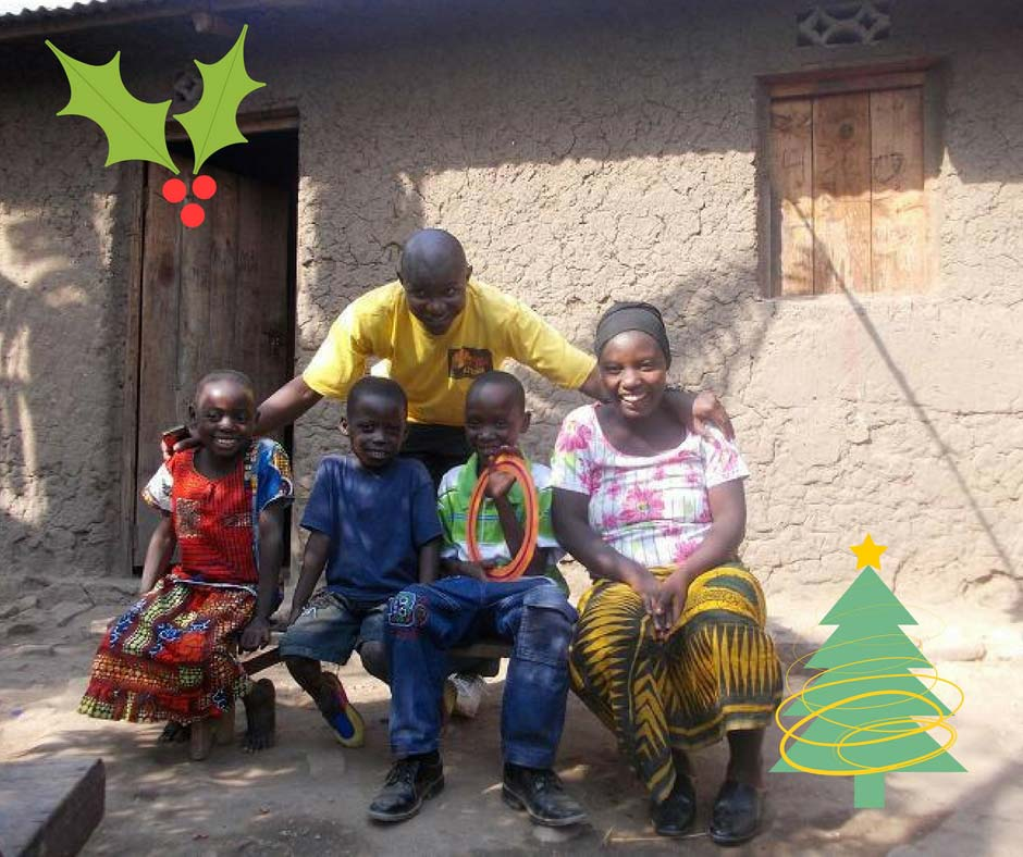 Sponsor a Family for 1 Year - Donation of $120