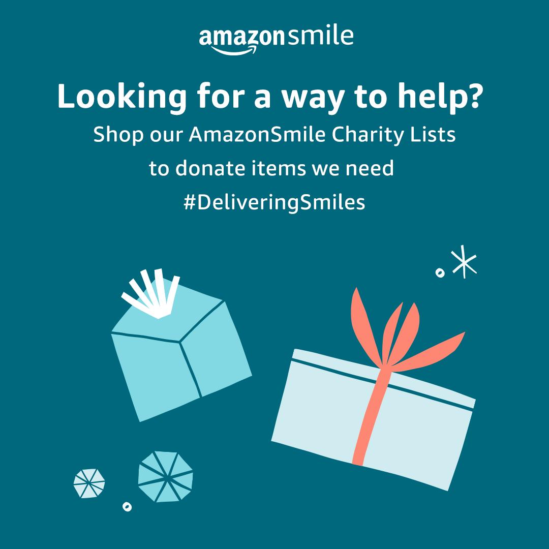 Buy Amazon Help #WingsofLoveInc